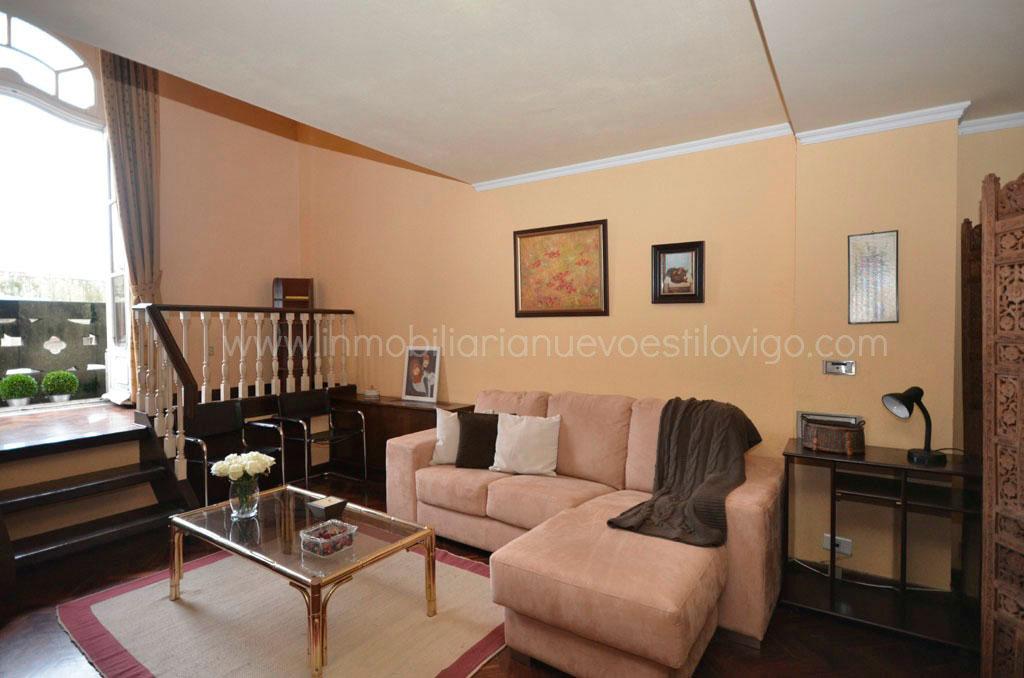 Apartamento d plex en alquiler en la puerta del sol en vigoinmobiliaria nuevo estilo vigo - Alquiler de apartamentos en vigo ...