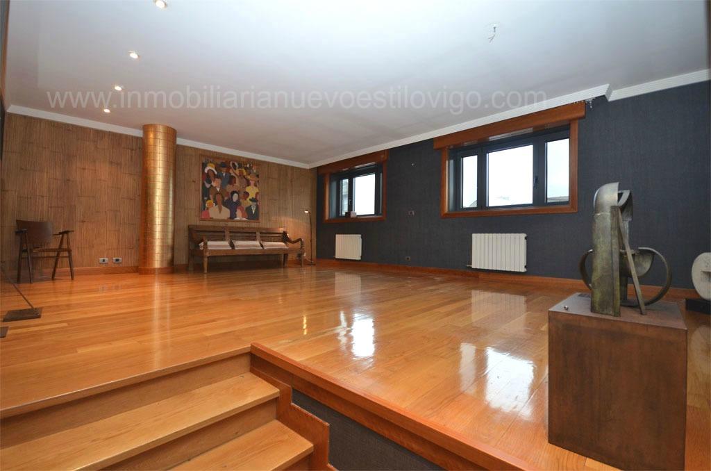 Exclusivo piso de lujo en garc a barb ninmobiliaria nuevo estilo vigo - Piso cristal vigo ...