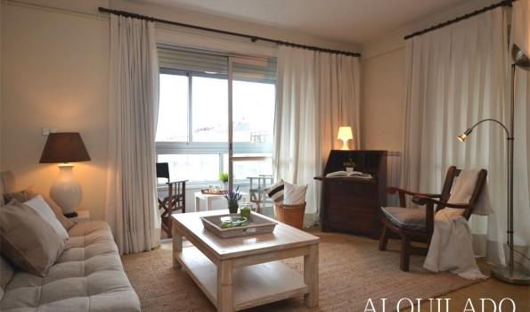 Apartamento en edificio Apartuno, Gran Vía_Vigo