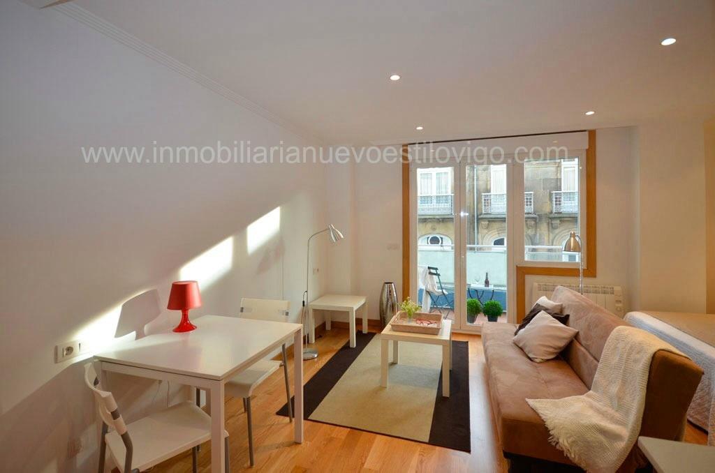 Estudio en alquiler en zona urz iz calle pr ncipe vigoinmobiliaria nuevo estilo vigo - Alquiler de apartamentos en vigo ...