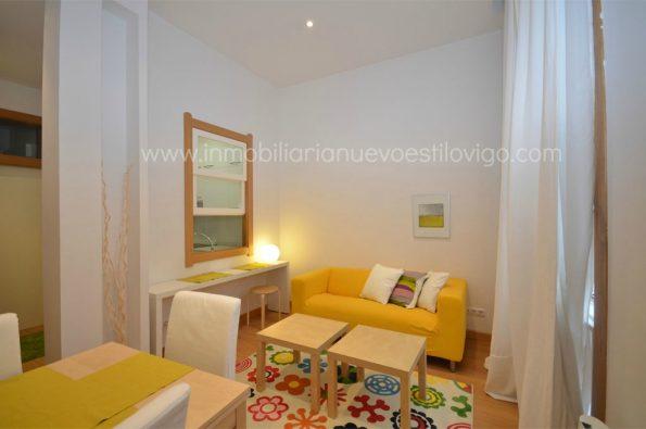 Apartamento-Estudio en C/ Oporto _ Vigo-zona marítima centro