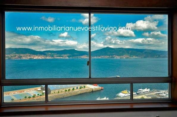 Vivienda de tres dormitorios con espectaculares vistas al mar, C/ Cánovas del Castillo_Vigo-Zona marítima centro