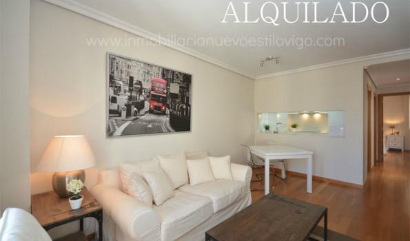 Apartamento en Residencial Fraga, Avda. de García Barbón _ Vigo centro