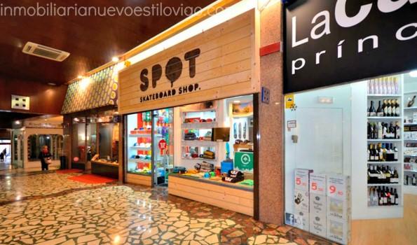 Local comercial en Centro Comercial Galerías Durán, C/ Príncipe_Vigo – zona centro