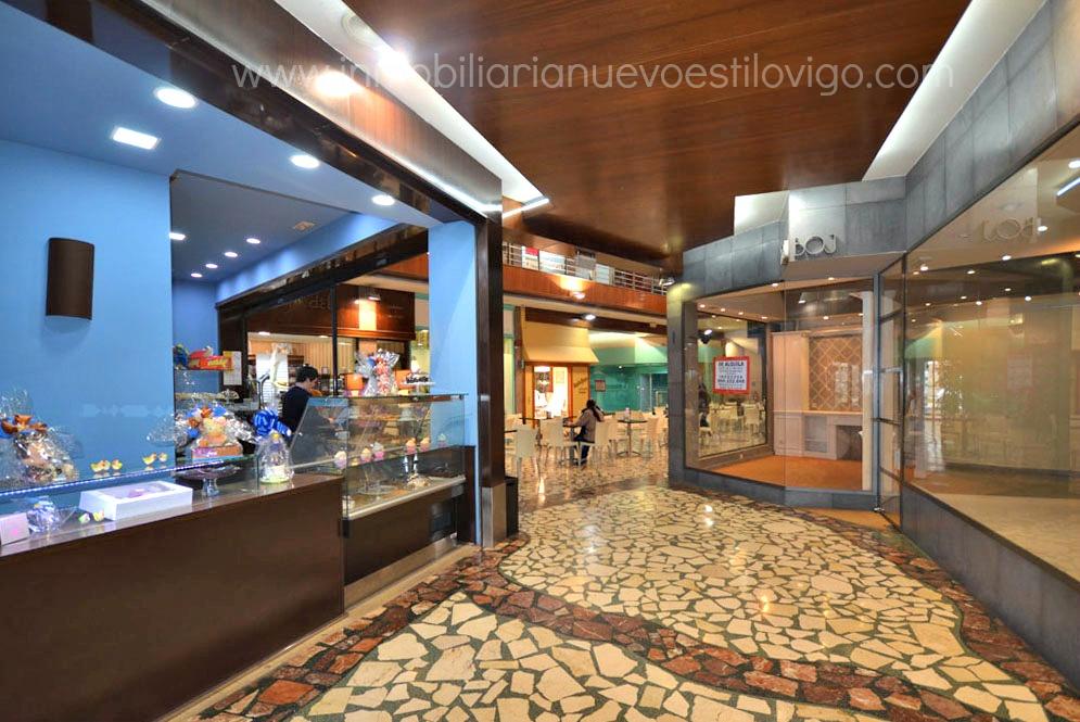 Alquiler locales comerciales principe vigo galeria - Local comercial vigo ...