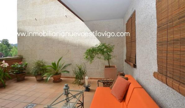 Original estudio de diseño, con garaje y terraza en Gondomar_Zona Gondomar Baiona