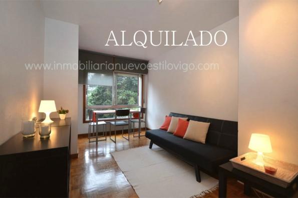 Apartamento en Avda. de García Barbón  Nº116 _ Vigo centro