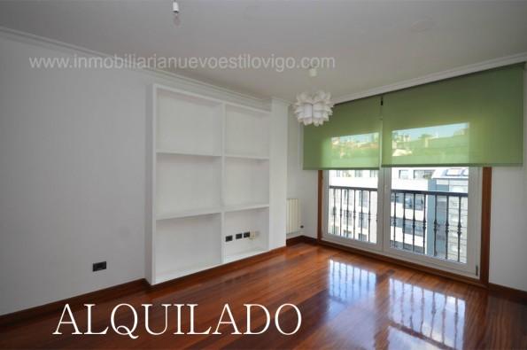 Centro C/ Rosalía Castro, apartamento muy luminoso de dos habitaciones_Vigo-centro