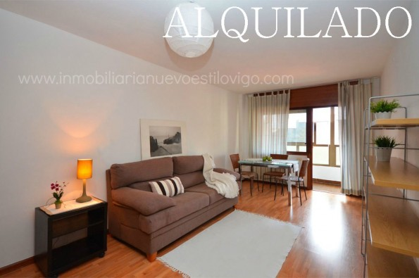 Apartamento con garaje en C/ Paraguay_ Vigo- centro