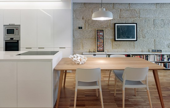 Magnífica rehabilitación de diseño en esta vivienda en C/ Vázquez Varela-Vigo_zona centro
