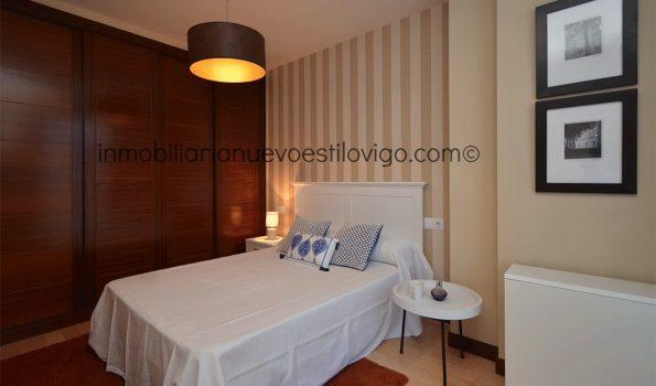 Céntrico apartamento de un dormitorio, con garaje y trastero, en C/ Joaquín Loriga-Vigo_zona centro