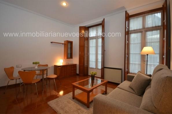 Amplio y luminoso apartamento en C/ Carral-Vigo_zona marítima centro