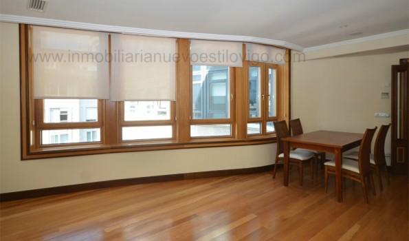 Impecable apartamento de dos dormitorios y dos baños, C/ Luis Taboada_Vigo-Zona Plaza Compostela