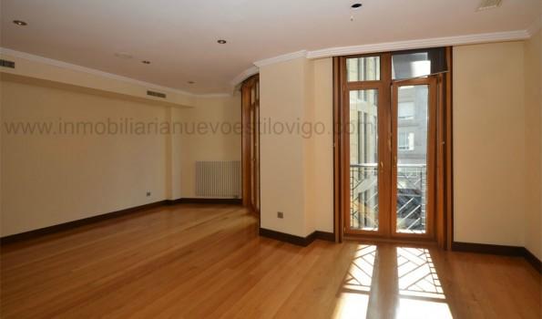 Exclusivo apartamento de 2 dormitorios con plaza de garaje doble, C/ Luis Taboada_Vigo-Zona Plaza Compostela