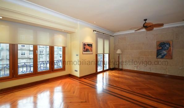 Magnífica vivienda en C/ Gran Vía-Vigo_Zona Corte Ingles