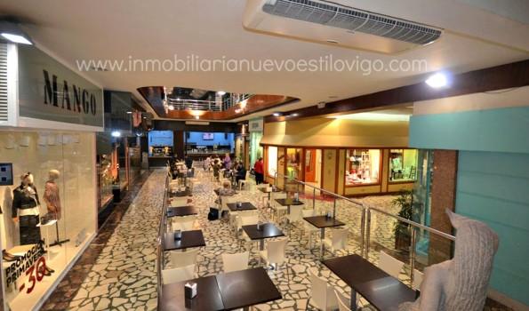 Alquiler de cafetería en Galerías Durán C/ Príncipe-Vigo_zona centro