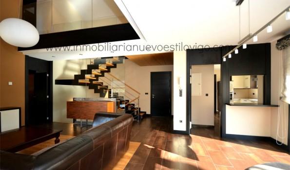 Casa de diseño y alta calidad en Camos_ Nigrán-Zona playas
