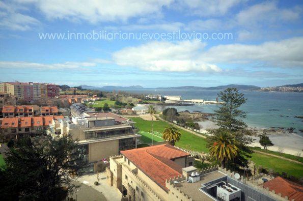 Extraordinario apartamento de dos dormitorios y dos baños en Avda. Atlántida – Vigo_Alcabre zona playas