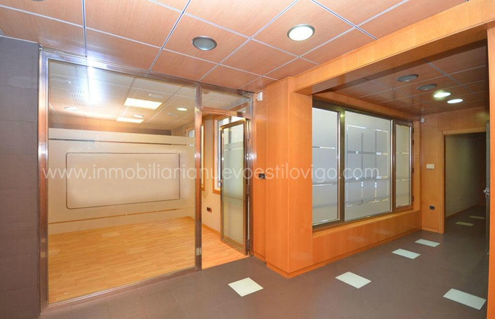 Oficinas en alquiler en las galer as dur n c velazquez moreno vigo zona centro inmobiliaria - Oficina de empleo vigo ...