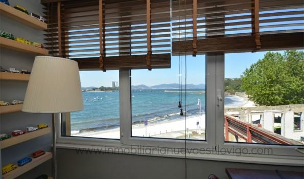 Vistas Inmejorables en ático situado en primera línea, Canido-Vigo_Zona playas