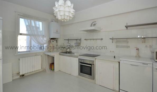 Singular vivienda de 110 m2 en alquiler en C/ Príncipe-Vigo_zona centro