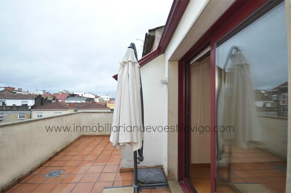 Ático de un dormitorio con terraza en C/ Venezuela-Vigo_zona ...