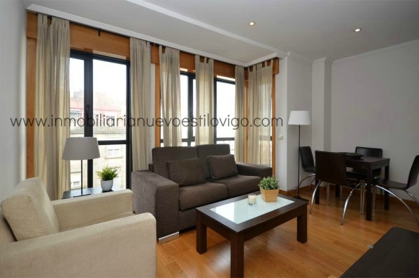 Acogedor apartamento de un dormitorio independiente en C/ Vázquez Varela-Vigo_zona Casablanca-Corte Inglés