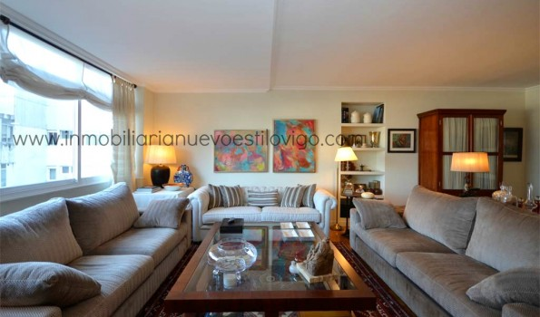Interesante piso reformado de 170 m2 en Torrecedeira-Vigo_Zona Peniche