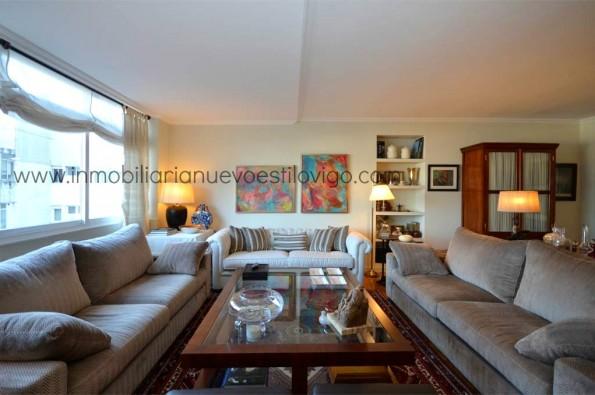 Bonito piso reformado de 170 m2 en Torrecedeira-Vigo_Zona Peniche