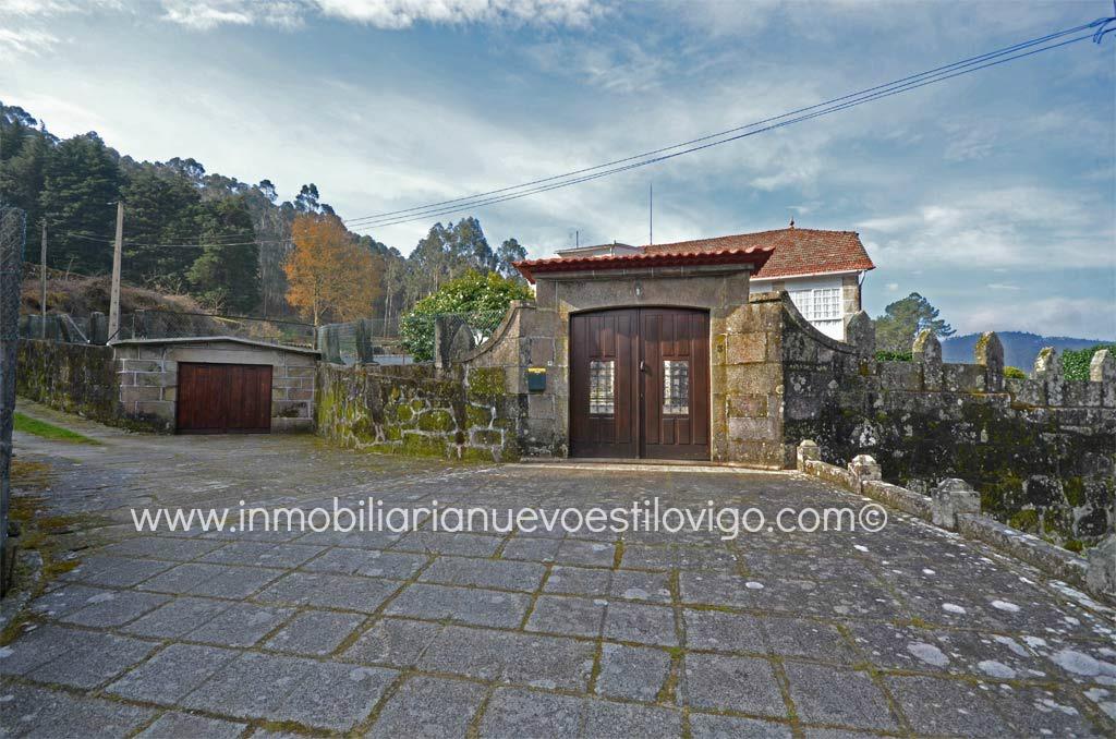 Casas de piedra gallegas amazing preciosa casa de piedra - Piedra rustica gallega ...