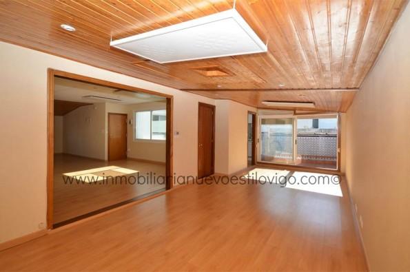 Soleada y singular vivienda tipo loft, con muchas posibilidades, C/ Príncipe-Vigo_zona centro