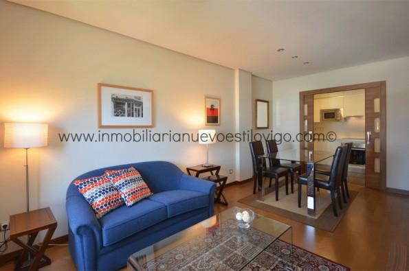 Gran calidad en este apartamento a estrenar en C/ Pizarro-Vigo_zona Corte Inglés