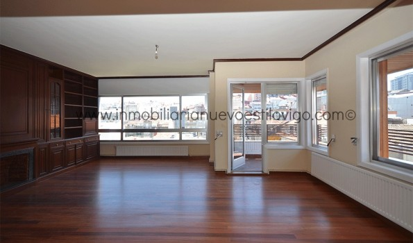 Espectacular reforma en esta vivienda de 120 m2 totalmente exterior en C/ Brasil-Vigo_zona centro Corte Inglés
