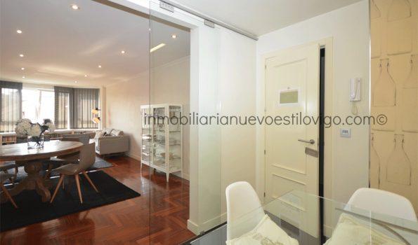 Impecable reforma de diseño actual en este piso de tres dormitorios en Avda. Atlántida-Vigo_Zona Alcabre/Bouzas