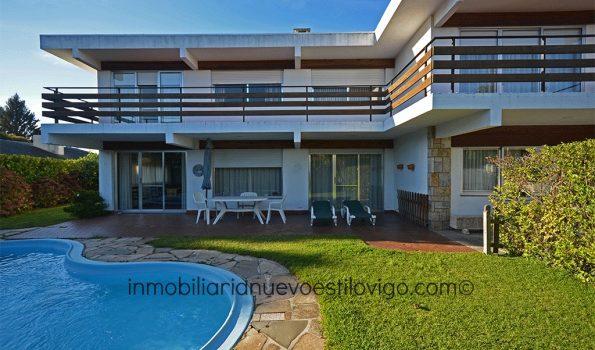 """Original chalet de 240 m2 en la zona residencial """"La Pastora""""-Vigo_zona Traviesas"""