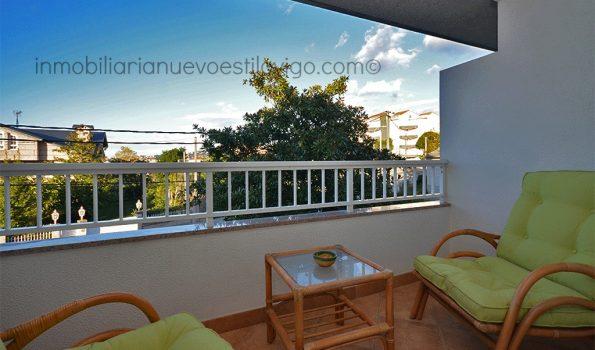 Impecable vivienda de 3 dormitorios en Playa América-Nigrán_zona playas