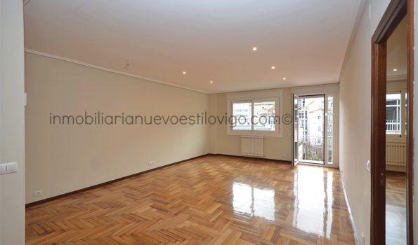 Céntrica vivienda de 3 dormitorios, totalmente reformada a estrenar, C/ Príncipe-Vigo_zona centro