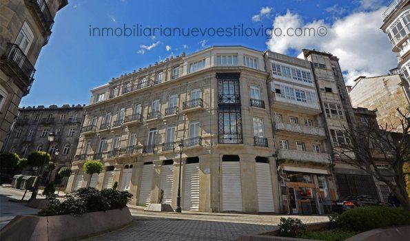 Dos espectaculares y únicas viviendas con las mejores calidades en edificio emblemático a estrenar, C/ Carral-Vigo_zona centro