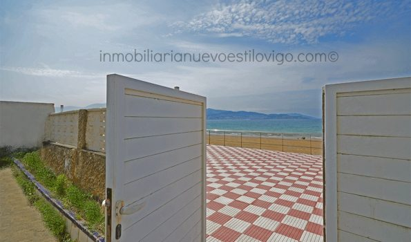 Chalet a pie de playa en Panxón-Nigrán_zona playas