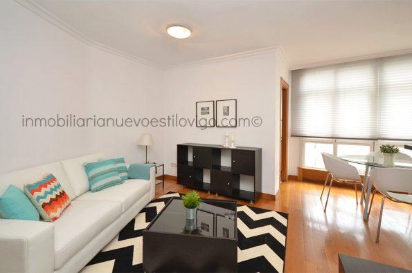 Apartamento magníficamente situado en la Alameda, Plaza de Compostela-Vigo_zona centro