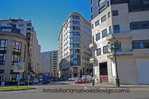 Espacio Coworking, en pleno centro, con todos los servicios incluidos, C/ Pontevedra-Vigo_zona centro
