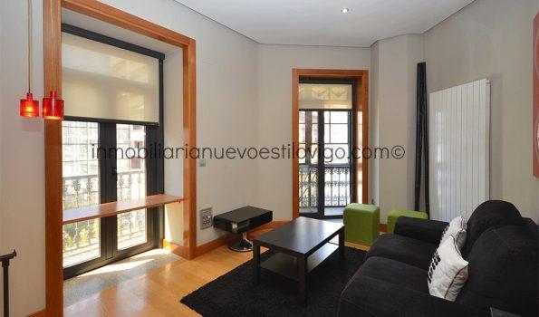 Moderno apartamento en alquiler de un dormitorio en pleno centro, C/ Progreso_Vigo-zona centro