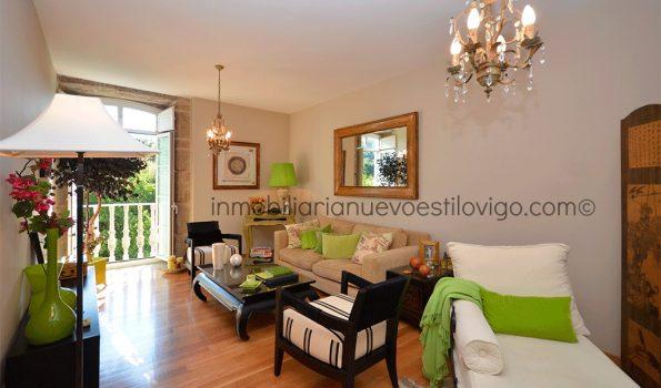 Elegante apartamento de dos dormitorios en el Residencial Gran Hotel de Mondariz-Balneario