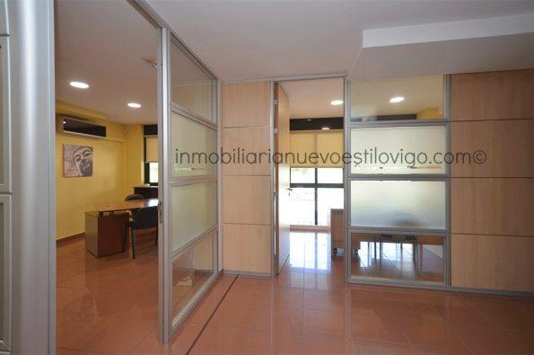 Dos oficinas independientes que se pueden unir, C/ Teixugueiras-Vigo_zona Navia