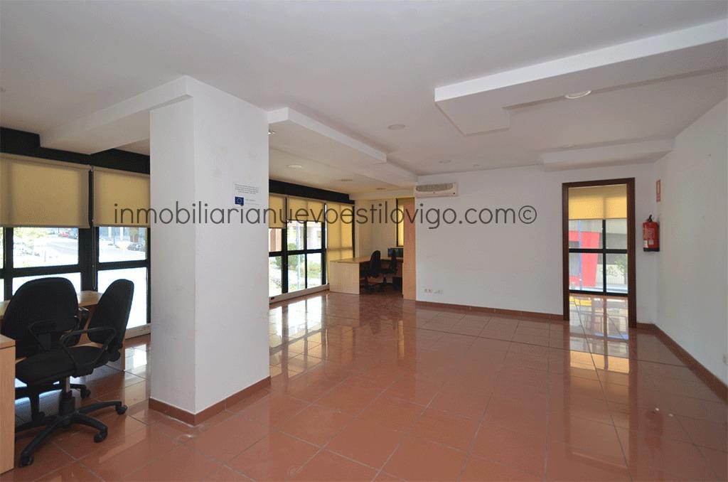 Dos oficinas independientes que se pueden unir c teixugueiras vigo zona navia inmobiliaria - Oficina de empleo vigo ...