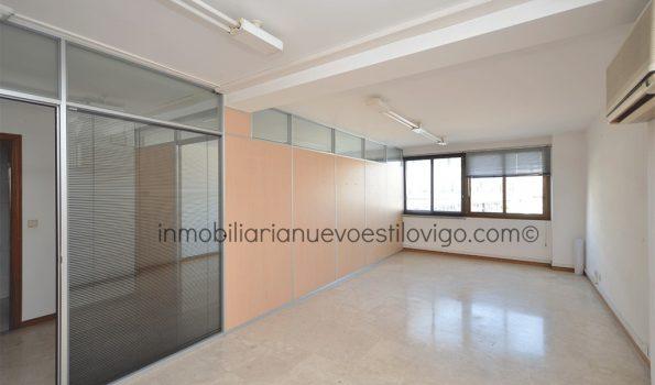 Dos oficinas unidas o independientes según necesidad del usuario, C/ Coruña-Vigo_zona Plaza América