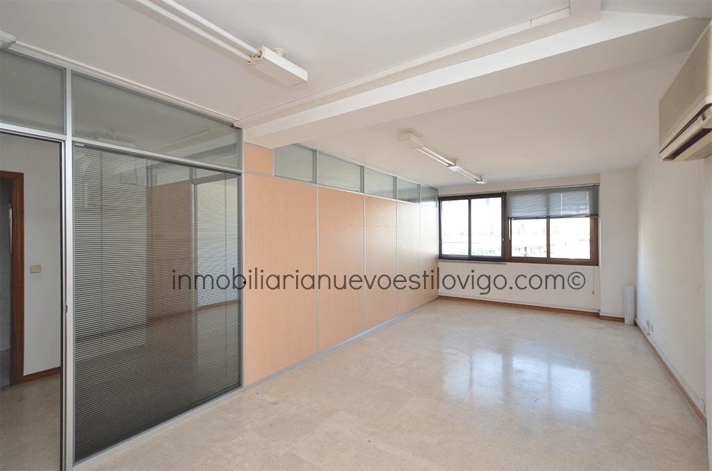Dos oficinas unidas o independientes seg n necesidad del usuario c coru a vigo zona plaza - Piso cristal vigo ...
