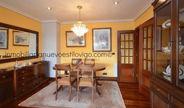 Soleado piso, totalmente exterior, de tres dormitorios, C/ Gerona-Vigo_Zona Traviesas/Plaza Independencia