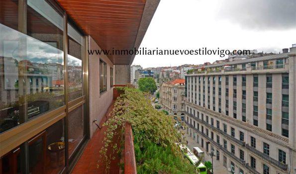 Magnífica vivienda en el centro de Vigo de 260 m2, C/ García Barbón-Vigo_zona centro