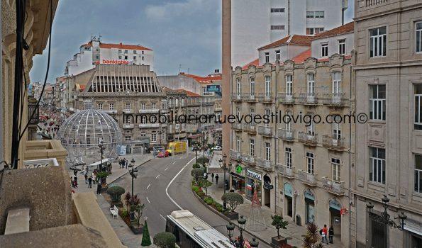 Magnífico piso de 180 m2, a un paso de la calle peatonal Príncipe, C/ Urzáiz-Vigo_zona centro